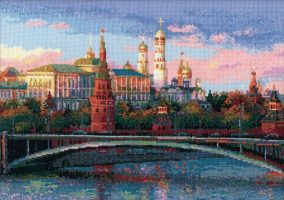 "Embroidery ""Moscow"""