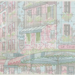 Embroidery Market Scheme in Paris (Dimensions) 2 from 4