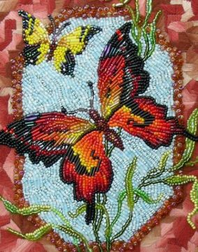 Beadwork fascinating female hobbies