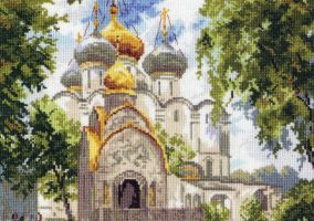 "Embroidery ""Novodevichy convent"""
