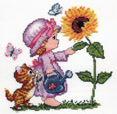 Embroidery flower dreams (Wonderful needle)