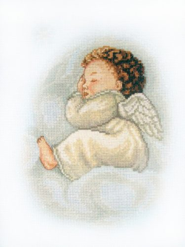 Angel Embroidery (RTO)