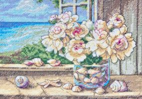 "Embroidery ""By the Sea"""