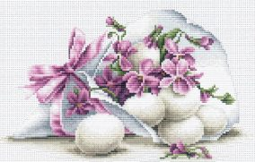 "Embroidery ""Easter joy"""