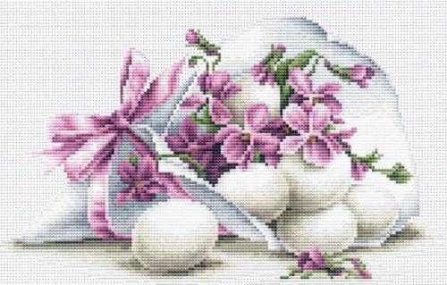 Paschal joy embroidery (Luca-S)