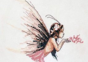 "Embroidery ""Fairy Dust"""
