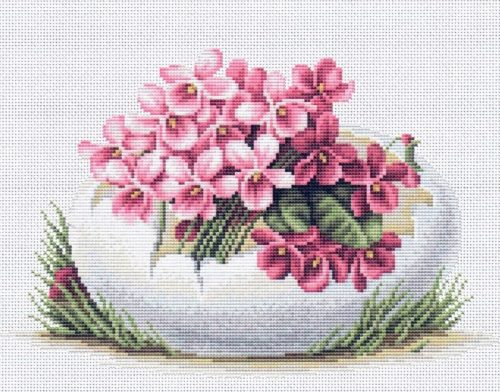 Easter card embroidery (Luca-S)