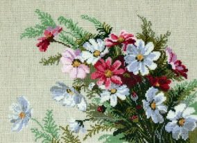 Embroidery «Cosmos»