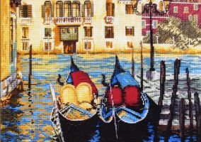 "Embroidery ""Venice"""