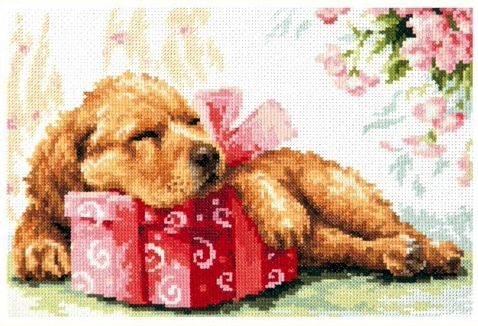 Embroidery Waiting for you at home! (Wonderful needle)