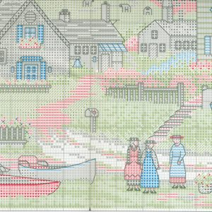 Embroidery scheme Cozy hideaway (Dimensions) 5 from 6
