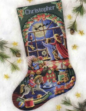 Debe ser St.Nick Stocking