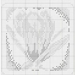 Embroidery scheme Approximation 2 from 2