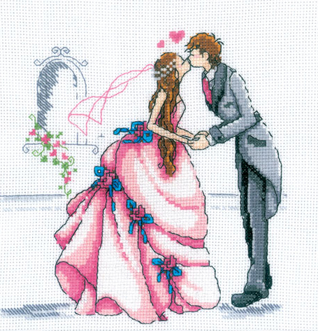 Embroidery Wedding (RTO)